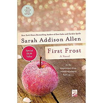 First Frost by Sarah Addison Allen - 9781250190307 Book