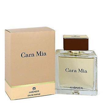 Cara Mia Eau De Parfum Spray By Etienne Aigner   550484 100 ml
