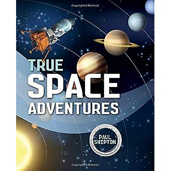 Reading Planet KS2 - True Space Adventures - Level 1 - Stars/Lime band