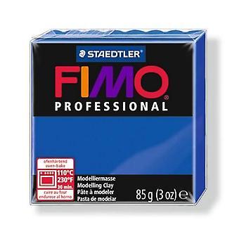 Fimo Professional Ultramarine 85G Block