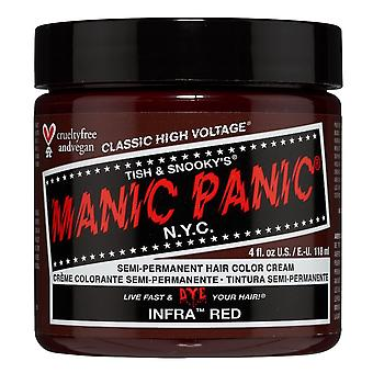 Manic Panic Semi Permanent Hair Color - Infra Red