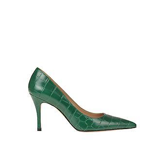 Roberto Festa Ezgl512001 Women's Green Leather Pumps
