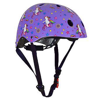 Kiddimoto Helmet - Unicorn