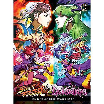 Street Fighter VS Darkstalkers - Underworld Warriors by Ken Siu-Chong