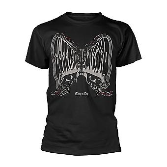 Electric Wizard Time To Die Official Tee T-Shirt Mens Unisex