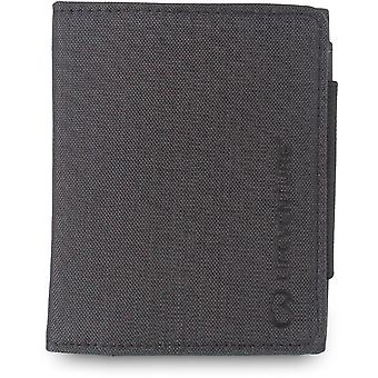 Lifeventure RFID Protected Tri-Fold Wallet Grey