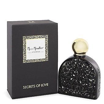 Secrets of love delice eau de parfum spray by m. micallef 545560 75 ml