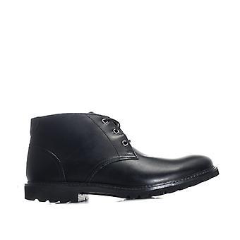 Men's Rockport Sharp & Ready Chukka Boot en noir