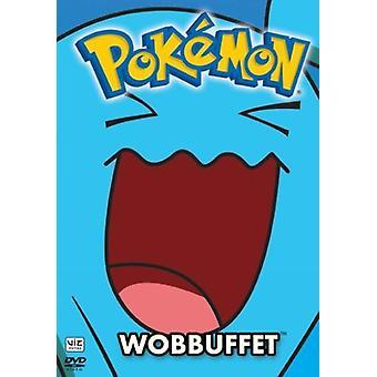 Pokemon All Stars : Vol. 14-Wobbuffet [DVD] USA import