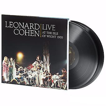 Leonard Cohen - Leonard Cohen Live at the Isle of Wight 1970 [Vinyl] USA import