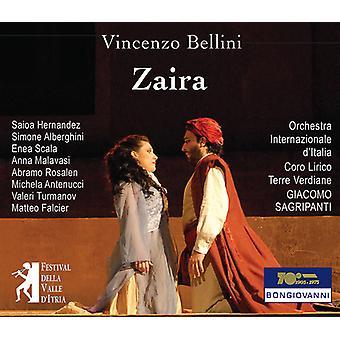 Bellini / Hernandez / Orchestra Internazionale - Zaira [CD] USA import