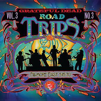 Road Trips Vol.3 No.3 - Filmore East 5-15-70 [CD] USA import