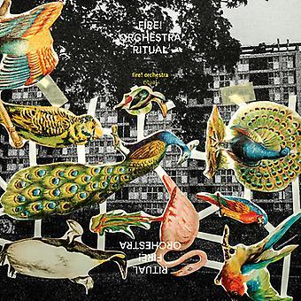 Fire Orchestra - Ritual [CD] USA import