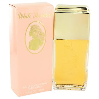 WHITE SHOULDERS by Evyan Cologne Spray 4.5 oz / 133 ml (Women)