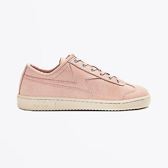 Paul Smith  - Leather 'Ziggy' Trainers - Pink