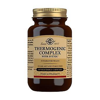 Thermogenic Complex 60 vegetable capsules