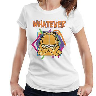 Garfield mitä Loser naisten ' s T-paita