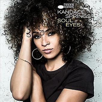 Kandace Springs - Soul ogen (Vinyl) [Vinyl] USA importeren