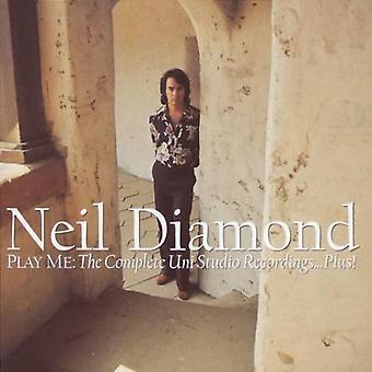 Neil Diamond - Play Me: Complete Uni Studio Recordings Plus! [CD] USA import