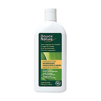 Nourishing shampoo cream dry and damaged hair Bio 300 ml