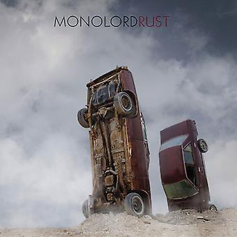 Monolord - Rust [CD] USA import