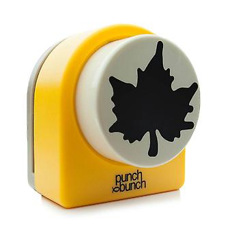 Punch Bunch Super Giant Punch - Maple Leaf