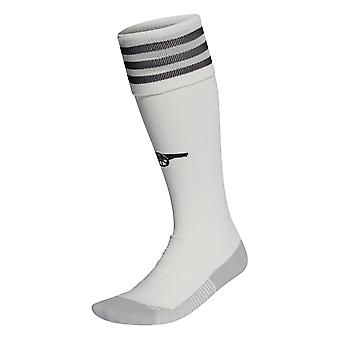 adidas Arsenal 2020/21 Away Football Soccer Socks White