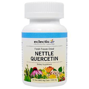 Eclectic Institute, Nettle Quercetine, 350 mg, 90 Non-GMO Veggie Caps