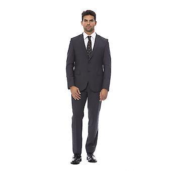 Verri Gri Sc Dk Grey Suit -- VE99382512