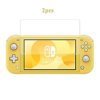 Tempered Glass Film For Nintendo-switch Lite Hd Screen Protector Ns Ultra-thin Explosion-proof Touch-protective For Switch-lite