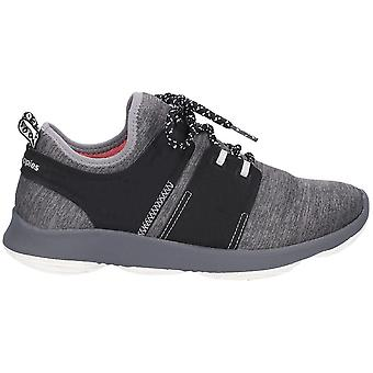 Hush Puppies Mens Geo Lace Up Trainer