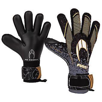 HO First Superlight Black Legend Goalkeeper Gloves Size