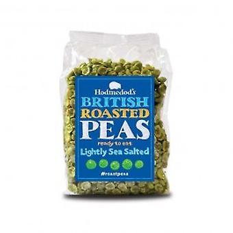 HODMEDOD'S - Roasted Green Peas - Lightly Sea Salted 300g