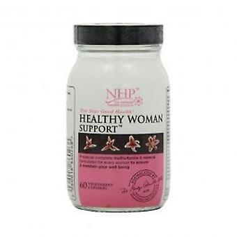 Natural Health Practice - Healthy Women Support 60 capsule