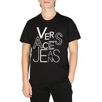 Versace jeans b3gsb71g men's short sleeves t-shirt