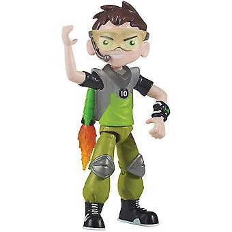 Ben 10 action figures - jetpack ben for ages 4+