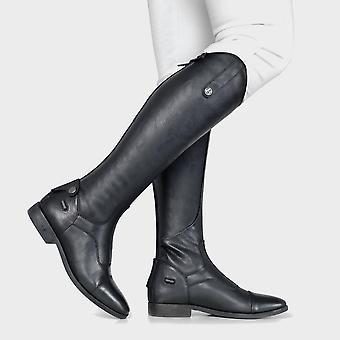 New Brogini Women's Casperia II Long Riding Boots Black