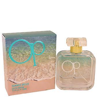 Summer breeze eau de parfum spray by ocean pacific 100 ml