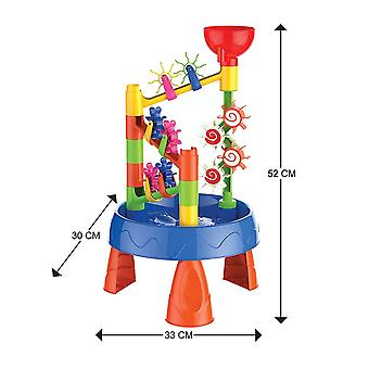 Baby Summer Outdoor Beach Funnel Sandpit Toys, Sprinkler Sand Shovel Water