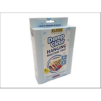 Kilrock Damp Clear Hanging Feuchtigkeitsfalle 200g