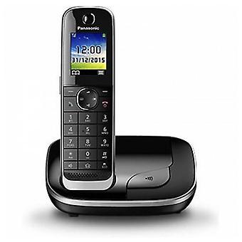 "Drahtloses Telefon Panasonic KX-TGJ3 DECT 1.8"" TFT GAP Schwarz"