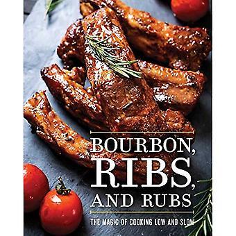 Bourbon, Ribs und Rubs: Die Magie des Kochens niedrig und langsam