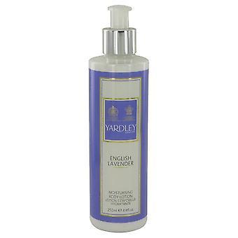 English Lavender Body Lotion By Yardley London 8.4 oz Body Lotion