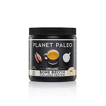 Planet Paleo Organic Bone Broth Collagen Protein Pure 225g (PP2001)