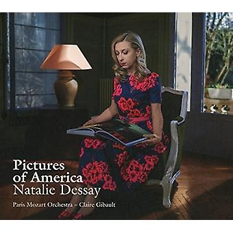 Natalie Dessay - importation USA Pictures of America [CD]