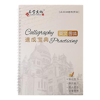 Suomi Calligraphy Copybook