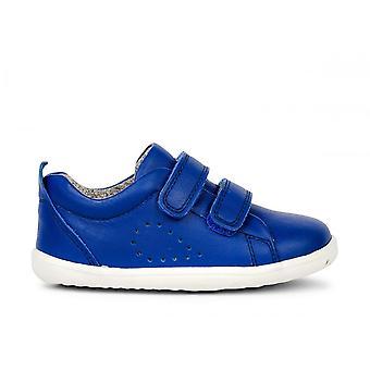 BOBUX Double Velcro Su Grass Court Shoe Blue