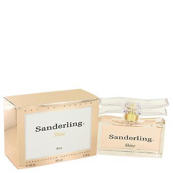 Sanderling Shine by Yves De Sistelle Eau De Parfum Spray 3.3 oz / 100 ml (Women)