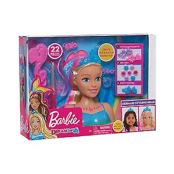 Barbie Dreamtopia Mermaid Large Styling Head