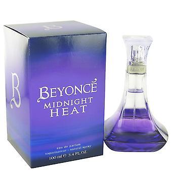 Beyonce middernacht warmte Eau De Toilette Spray door Beyonce 3.4 oz Eau De Toilette Spray